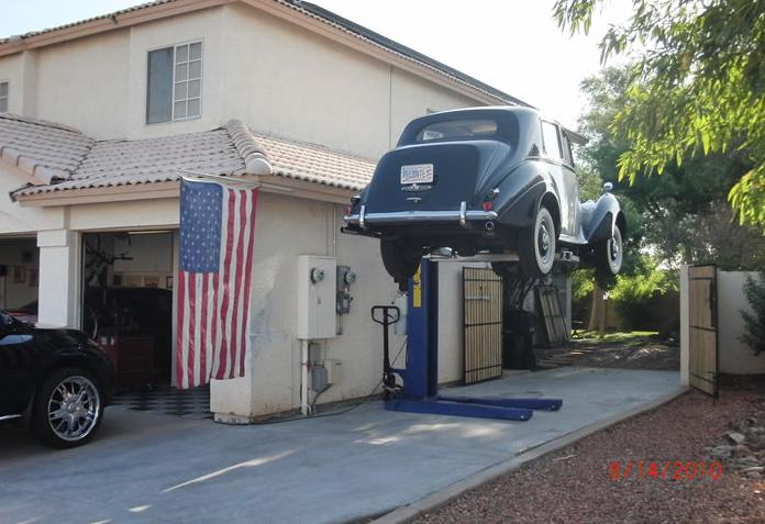 Lifts Modern Auto Lift Home Garage Cars Pictures